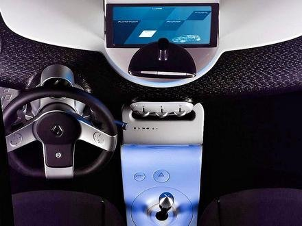 Twingo Concept, otro coche gadget