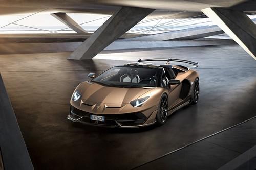 El Lamborghini Aventador SVJ Roadster quiere despeinarte con su 0 a 100 km/h en 2.9 segundos