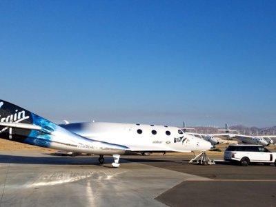 El turismo espacial de Virgin Galactic recibe autorización de la FAA y ya se prepara para el vuelo
