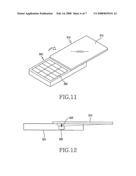 Pantalla de proyección para móviles Samsung