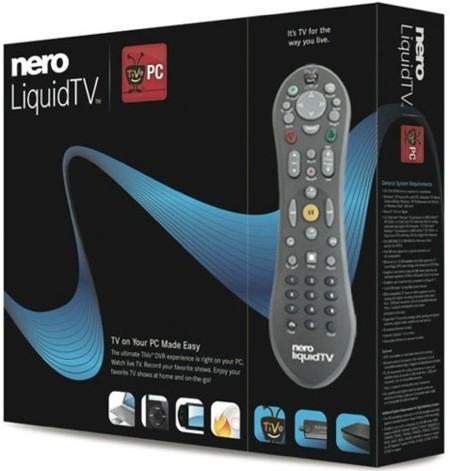 Nero LiquidTV, convierte tu ordenador en un TiVo