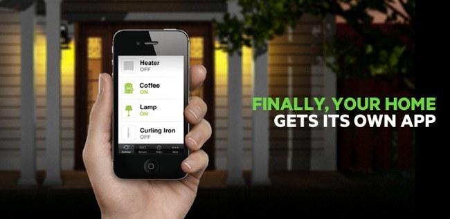 Aplicación WeMo para iOS