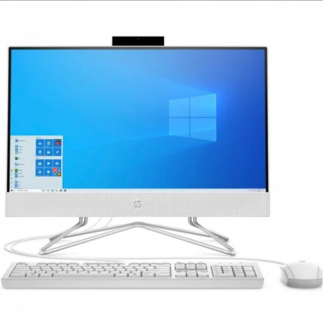 "HP AIO 22-df0012ns Intel Celeron J4025/8GB/256GB SSD/21.5"""