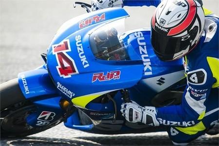 Randy de Puniet estará el año que viene en Superbikes con el Crescent Suzuki