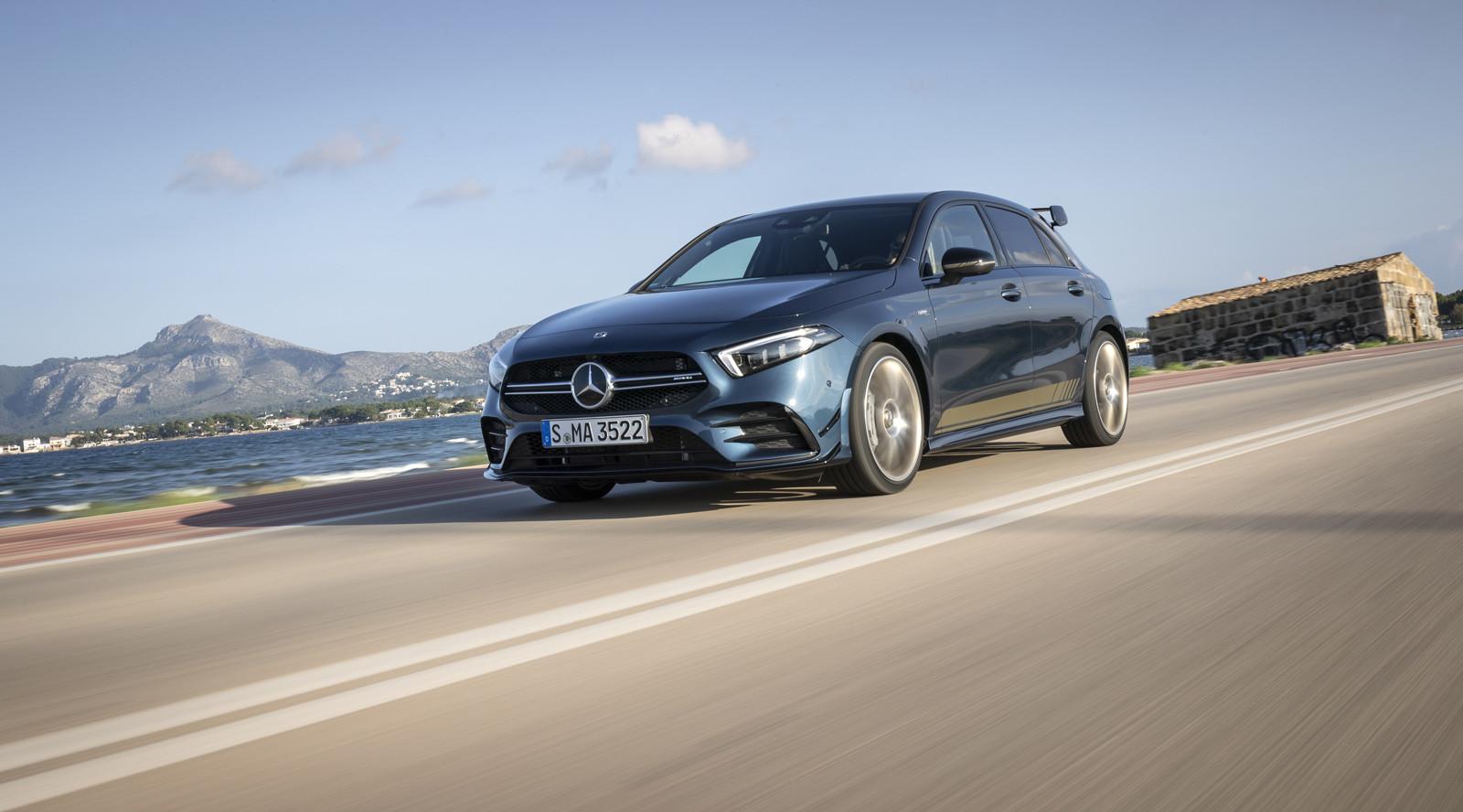 Foto de Mercedes-AMG A35 (presentación) (76/122)