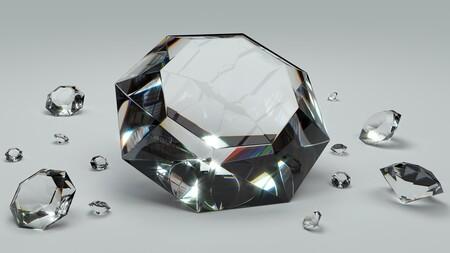 Primera prueba de que los diamantes hexagonales artificiales son más robustos que los diamantes cúbicos naturales
