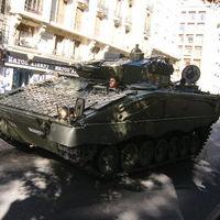 Incendiaria, perforante o de gas: ¿cuál es la mejor munición para acceder a Madrid Central?