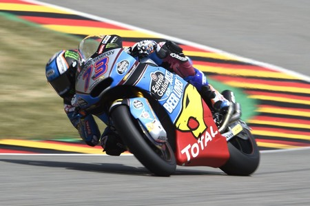 Alex Marquez Gp Alemania Moto2 2018 4