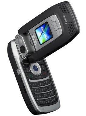 Samsung SPH-V7900, móvil con disco de 3 GB