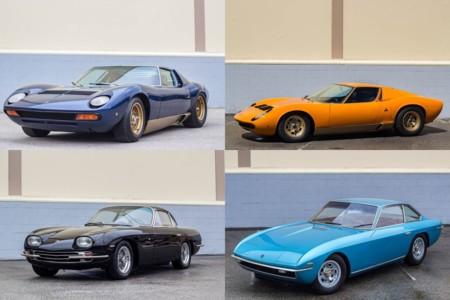 Si te sobran cuatro millones y te gustan los Lamborghini, ¡esta es tu oportunidad!