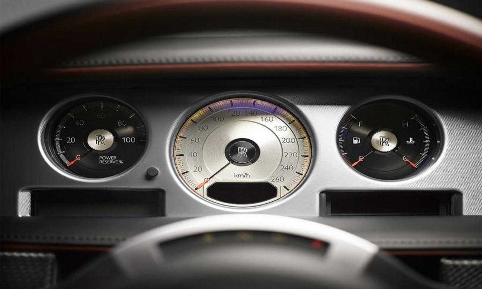 Foto de Rolls-Royce Phantom Drophead Coupé (10/11)