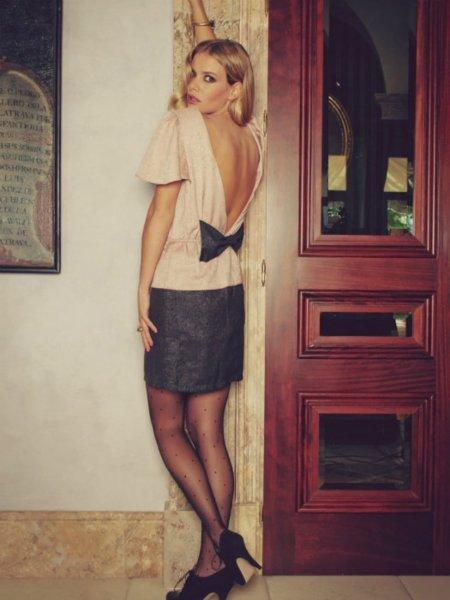 vestido fiesta corto pepa loves2