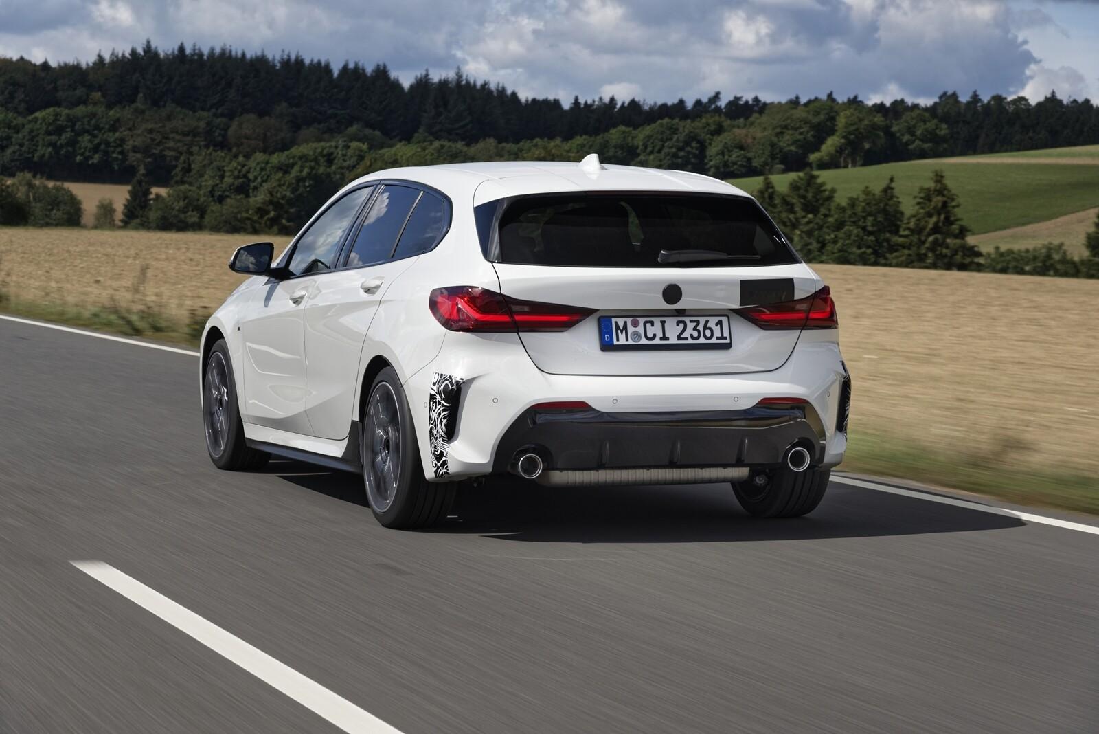 Foto de BMW 128ti 2021 (10/21)