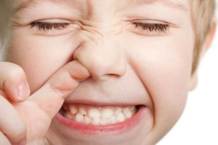 Infección en la nariz