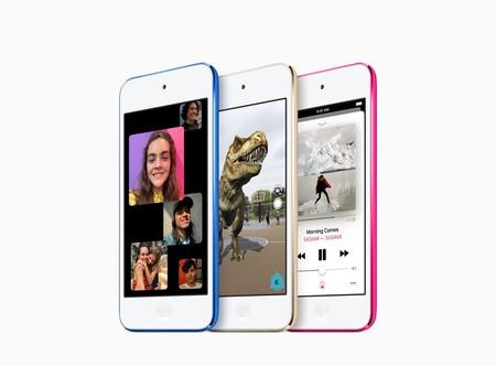Apple renueva su iPod touch pero no lo hace por la música, sino para convertirlo en su consola portátil
