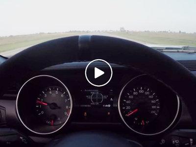 Así suena el brutal Shelby Mustang GT350 de Hennessey, en vídeo