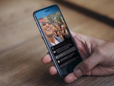Una app dedicada al vídeo en directo sería la nueva arma secreta de Facebook