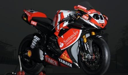 El equipo Yamaha de Superbikes, preparado para una nueva temporada