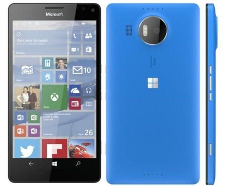 5f7d13ce162 Di hola a los próximos teléfonos Windows 10 de gama alta: Microsoft Lumia  950 y 950 XL