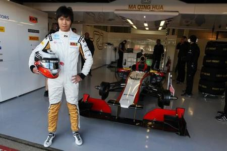 Ma Qing Hua, cuarto piloto de Citroën en el Mundial de Turismos