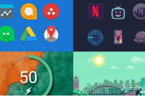 Las 74 mejores aplicaciones para personalizar Android