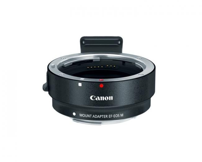 Canon EOS M Adaptador EF-M