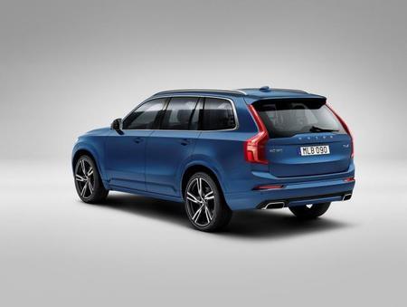 Volvo XC90 R-Design 2015