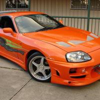 ¡A ponerse Rápidos y Furiosos! Subastarán el Toyota Supra de Paul Walker