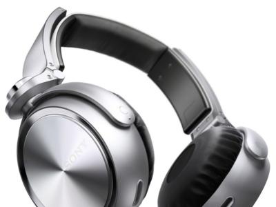 Sony MDR-XB910: puro aluminio para tus oídos