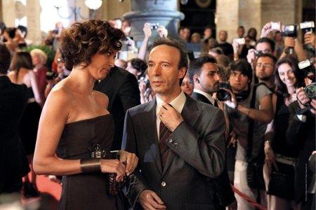 Roberto Benigni en una escena de lo nuevo de Woody Allen