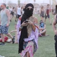 Vanessa Hudgens Coachella 2014