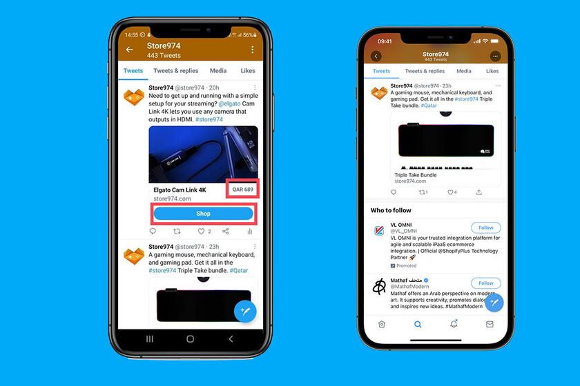 Twitter prueba la venta online a través de tuits