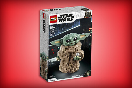 """LEGO de """"Baby Yoda"""" en su precio más bajo histórico de Amazon México: la figura de 'The Mandalorian' tiene 20% de descuento"""