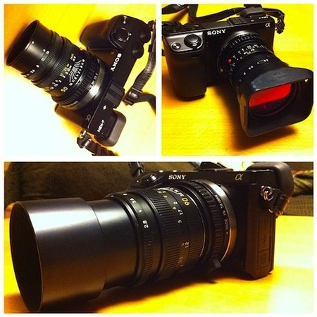 Sony NEX-7 + Leica = WIN!