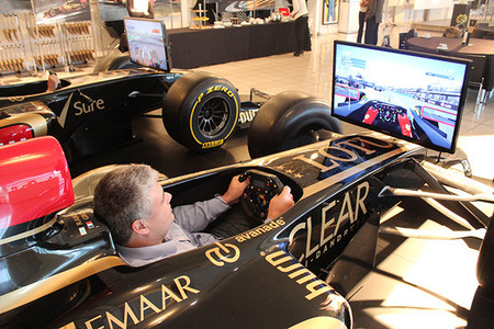 Lotus F1 Team - Microsoft Dynamics