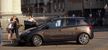 El nuevo Opel Corsa, al natural