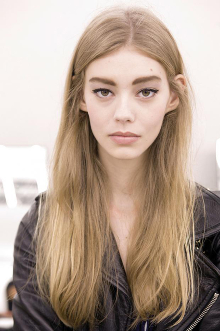 Ondria Hardin011815chanel Beauty Spring Summer 2015 Pfw31