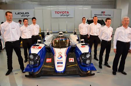 Toyota anuncia sus planes para la temporada 2014 del WEC