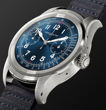 La Tradicion De Montblanc En La Innovacion De Un Nuevo Smartwatch Que Fusiona Lo Mejor De Ambos Mundos
