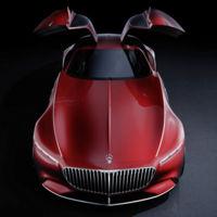 ¡Filtrado! Siete fotos del Vision Mercedes-Maybach 6 que no deberías haber visto aún