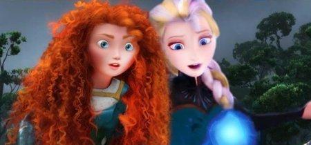 Los fans de Frozen piden una novia para Elsa en Twitter. Y no es la primera campaña de este tipo