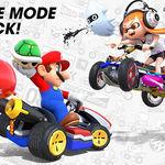 Nintendo muestra un nuevo gameplay del modo batalla de Mario Kart 8 Deluxe
