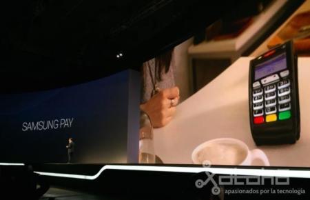Samsung se apunta a los pagos móviles con Samsung Pay y ojo, porque su tecnología promete