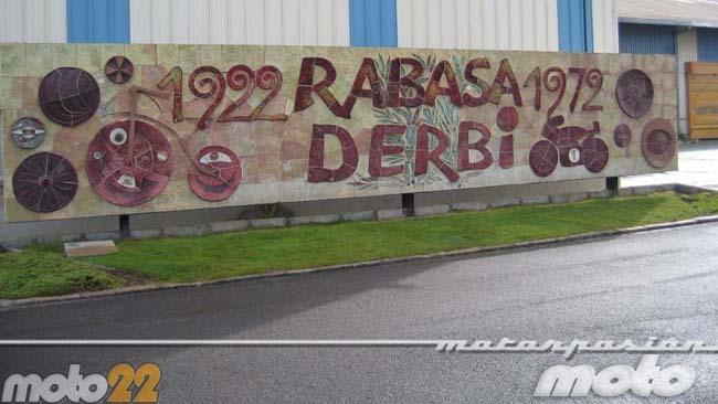 Rabasa Derbi, 50 aniversario