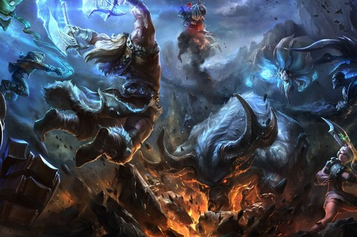 Los 50 mejores videojuegos con multijugador online para jugar con amigos