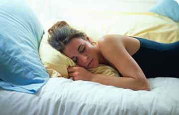Molestias en el embarazo: cansancio y sueño
