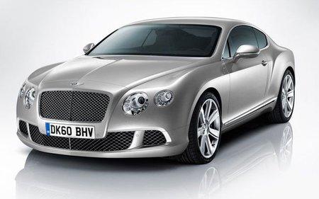 Bentley Continental GT, primeras imágenes filtradas