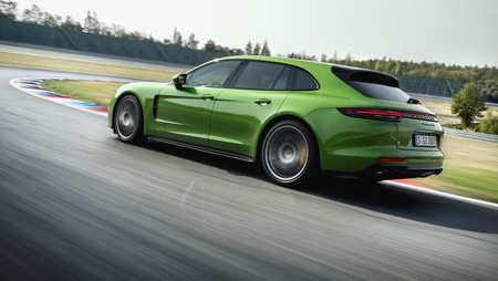 Porsche Panamera GTS y Panamera GTS Sport Turismo 2019