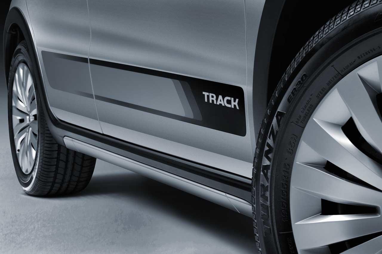 Volkswagen Gol Track 1 7
