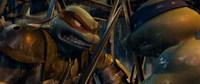 'TMNT (Tortugas Ninja Jóvenes Mutantes)', mejor dicho infantiles